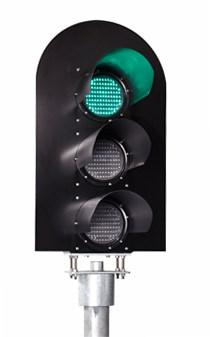 3 Aspect Mainline Railway Signal